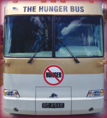The Hunger Bus